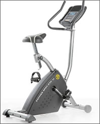 golds gym power cycle 210u bike