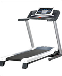 golds gym trainer 1190 treadmill