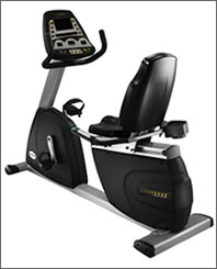 Thumbnail image for Livestrong Matrix R1XLS Recumbent Bike