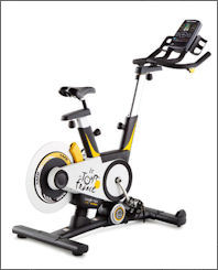 proform 2012 le tour de france indoor cycle