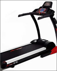 smooth fitness 6.75 treadmill