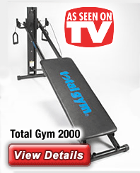 Total Gym 2000