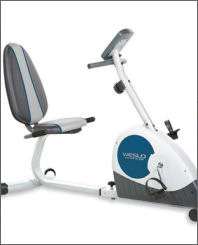 weslo pursuit g38 recumbent exercise bike