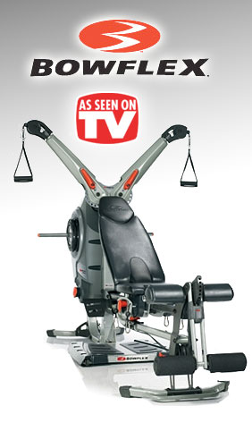 Bowflex As Seen on TV