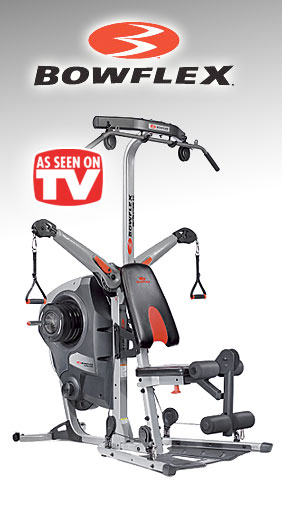Bowflex As Seen on TV