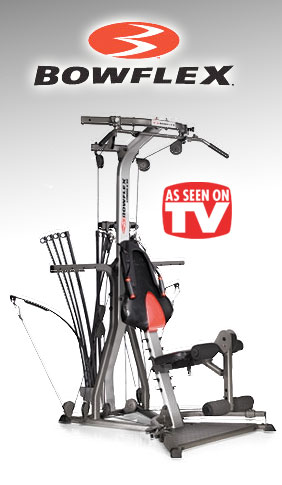 Bowflex Home Gyms - As Seen on TV