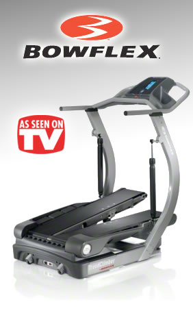 Bowflex TreadClimbers - As Seen on TV