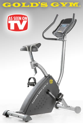 Gold's Gym Exercise Bikes - As Seen on TV