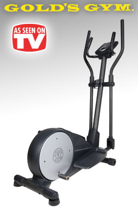 Gold's Gym Ellipticals - As Seen on TV