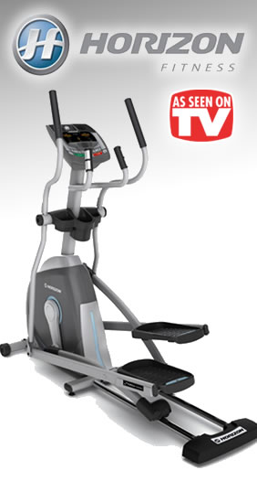 Horizon Fitness Ellipticals - As Seen on TV