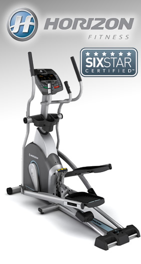 Horizon Fitness EX-69 Elliptical
