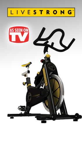 Livestrong As Seen on TV