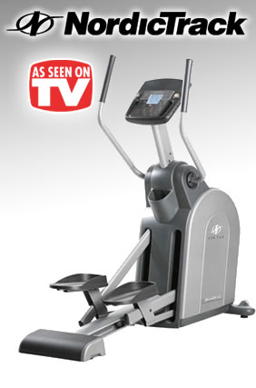 NordicTrack Ellipticals - As Seen on TV