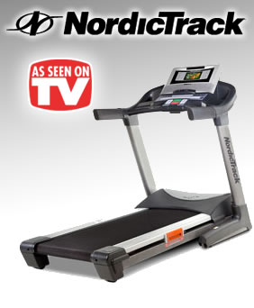 NordicTrack Treadmills - As Seen on TV