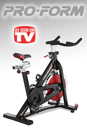 ProForm Exercise Bikes - As Seen on TV