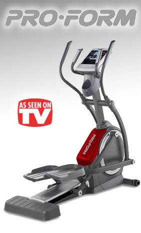 ProForm Ellipticals - As Seen on TV