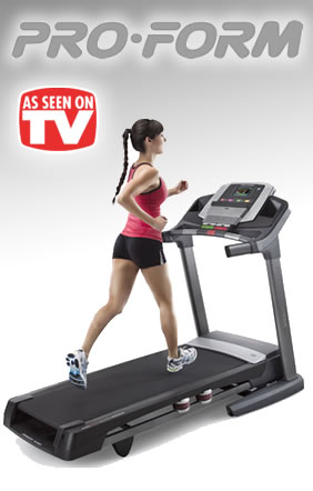 ProForm Treadmills - As Seen on TV