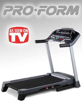 ProForm As Seen on TV