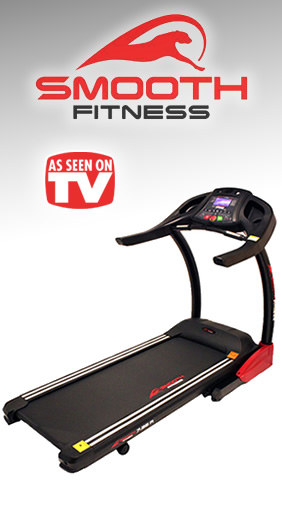 Smooth Fitness 7.35 Treadmill
