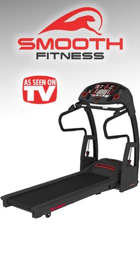 Smooth Fitness 9.45ST Treadmill