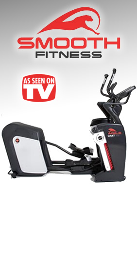 Smooth Fitness AGILE DMT Elliptical
