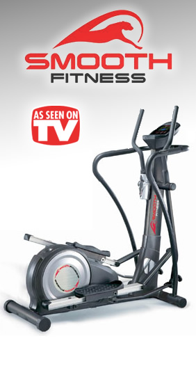 Smooth Fitness CE 3.0DS Elliptical