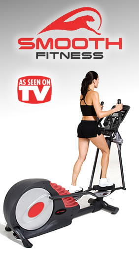 Smooth Fitness Ellipticals - As Seen on TV