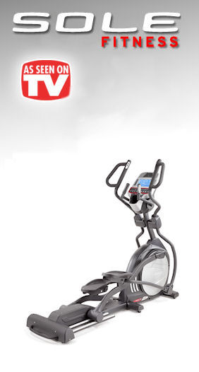 Sole Fitness Ellipticals - As Seen on TV