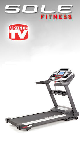 Sole Fitness Treadmills - As Seen on TV