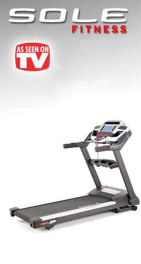 Sole Fitness Treadmills - As Seen on TV