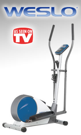 Weslo Ellipticals - As Seen on TV